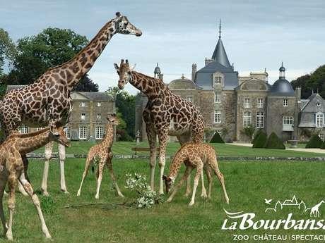 Château et Jardins de la Bourbansais - Parc Zoologique