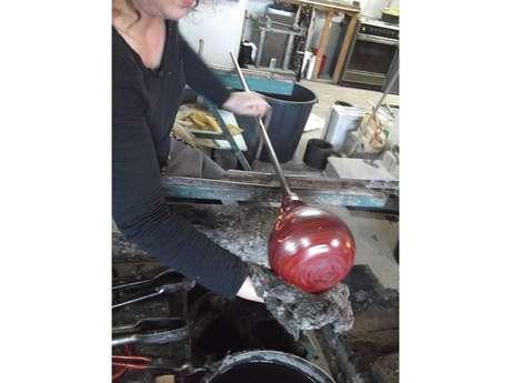 Atelier La Paraison-Souffleuse de verre