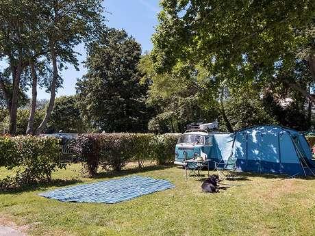 Camping de la Ville Huchet