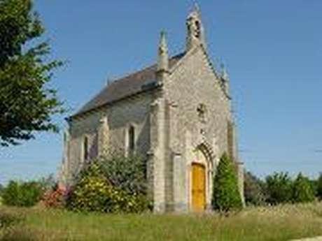 La chapelle Saint Urbain