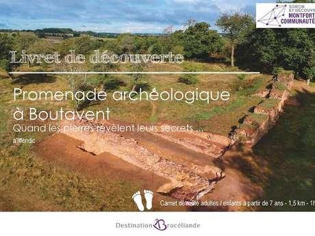Livret découverte - Promenade archéologique à Boutavent