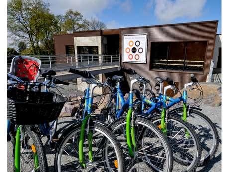 Location de vélo - Auberge Voyajoueurs - Monteneuf