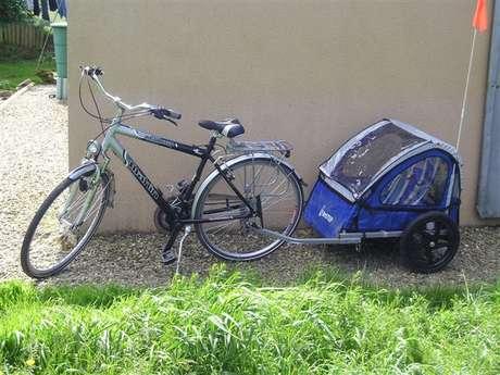 """Location de vélos """"Brittany Borders Bicycling"""""""
