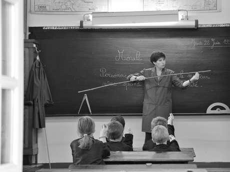 Maison d'école en Pays Gallo