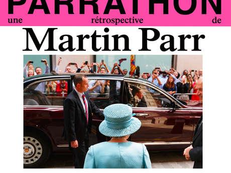 """Exposition """"Parrathon, une rétrospective de Martin Parr"""""""