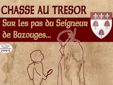 Chasse au trésor - Sur les pas du seigneur de Bazouges