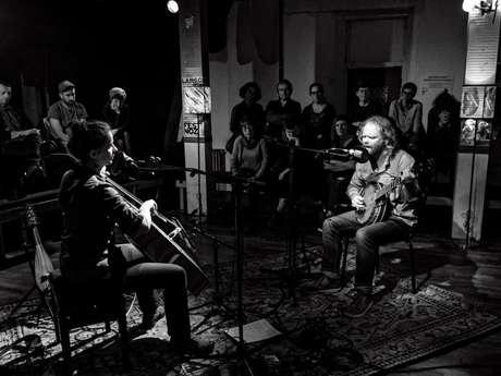 Horla (création 2020) - Concert / blues