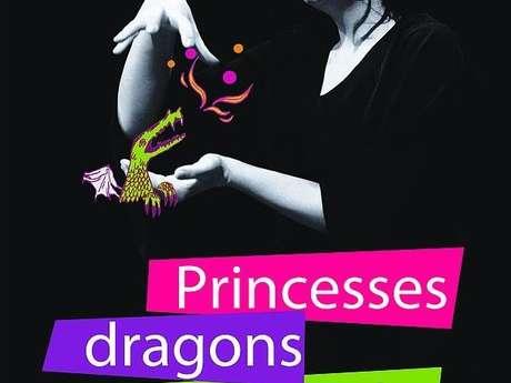 Conférence contée par Élisabeth Troestler - Princesse, dragons et chocolat