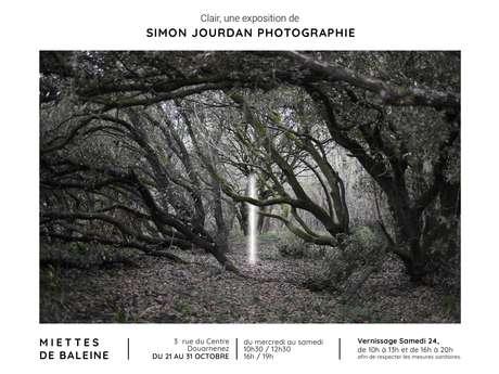 Exposition de Simon Jourdan (sous-réserve)