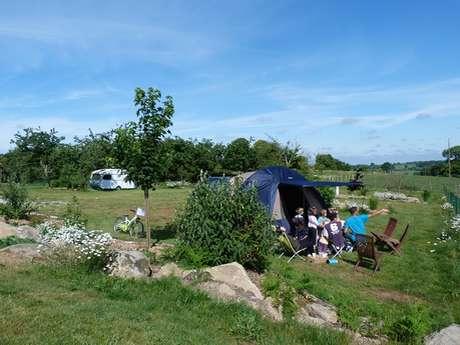 Accueil Camping-car - Entre Pierres et Collines