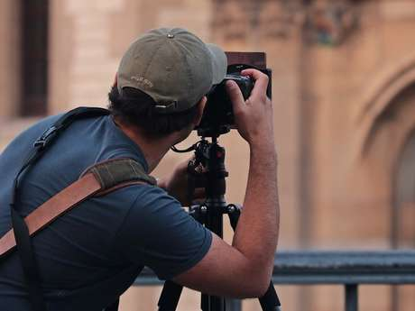 Atelier - Initiation à la photographie du patrimoine
