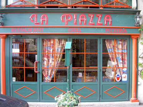 Pizzéria La Piazza