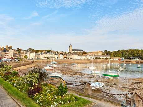 Saint-Malo accessible : Les Bas-Sablons - Port Solidor