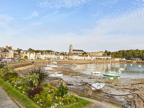 Balade urbaine à Saint-Malo : Les Sablons, la Cité d'Alet et le Port Solidor