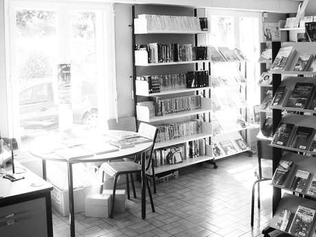 Bibliothèque de Pouldergat