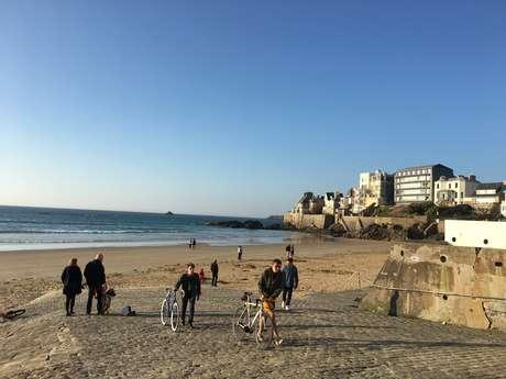 Balade urbaine à Saint-Malo : Paramé - Rothéneuf