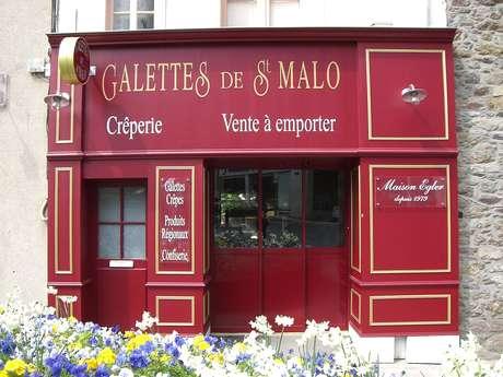 Galettes de Saint-Malo