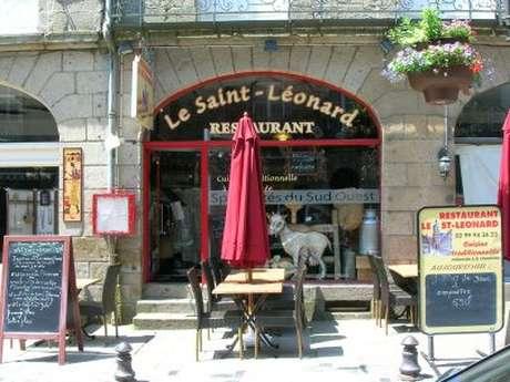 Restaurant Le Saint-Leonard