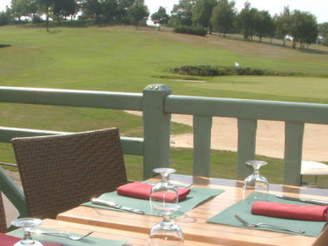 Le restaurant du Saint-Malo Golf Resort