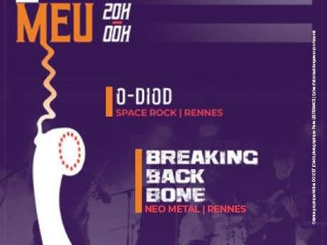 Saison Culturelle Montfort-sur-Meu - Festival Rock Sur Meu