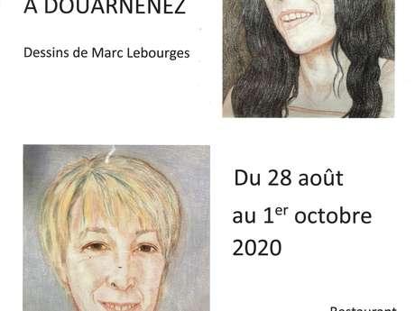 Exposition  de Marc Lebourges
