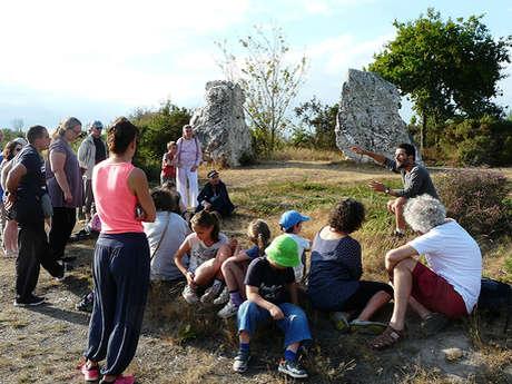 Visite guidée Nature et Patrimoine à Saint-Just