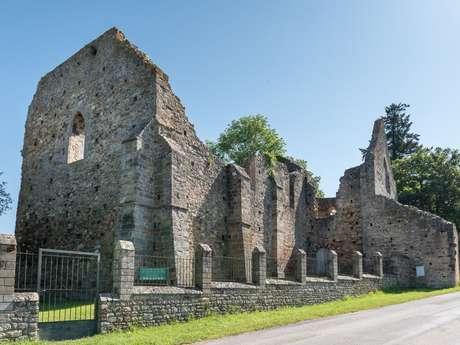 Site de l'abbaye Notre Dame du Nid au Merle
