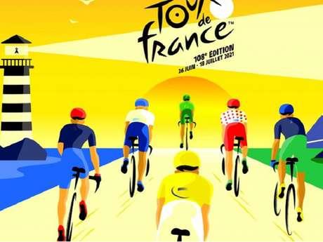 Le Tour de France passe à Josselin !