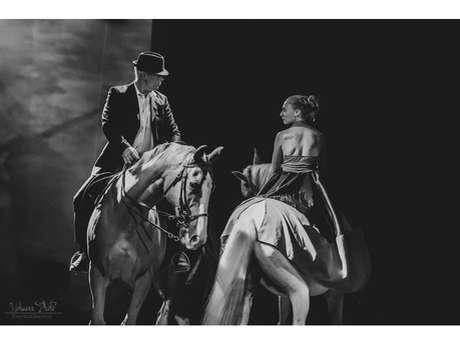 Spectacle La Forme d'un rêve, Libre tango au Théâtre Equestre de Bretagne