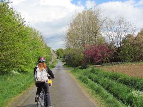 Vélo-promenade® n°21 Entre nature et bâti