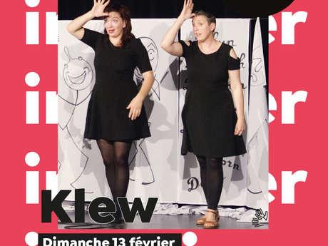 Klew : spectacle musical en breton, langue des signes et français