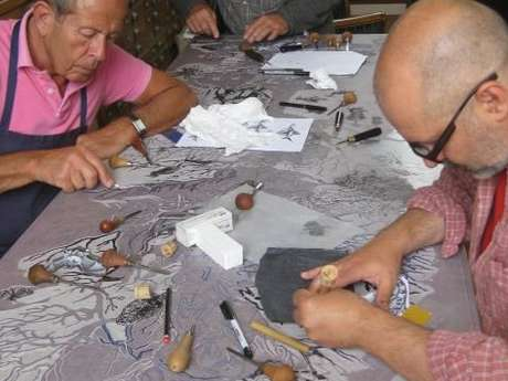 Atelier de gravure Jan Brito