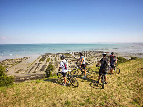 Balade à vélo : St-Malo - St-Coulomb - Cancale