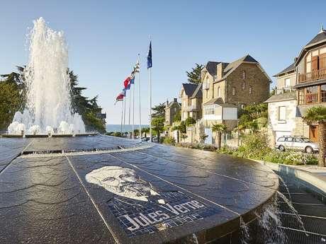 Visite guidée de Dinard : Balade à Saint-Énogat