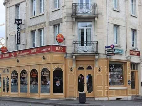 Hôtel - restaurant Le Britannic