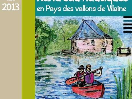 Rand'eau nautique en pays des vallons de Vilaine