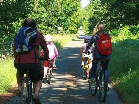 Vélo Promenade® n°5 Chemin des grands chênes