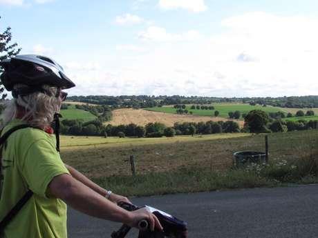 Vélo Promenade®n°15 Entre Semnon et forêt du Teillay