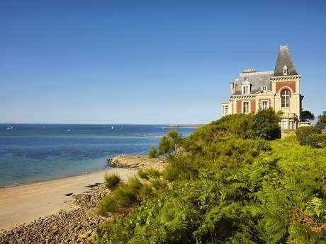 Visite guidée de Dinard : La Pointe de la Malouine