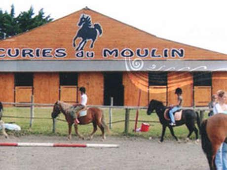 Ferme équestre les Ecuries du Moulin