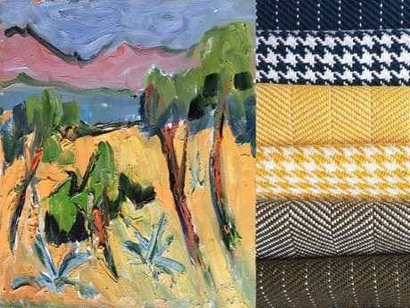 Exposition de Jean-Luc Borsarello et Lénaïk Textiles