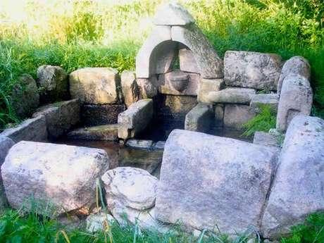 Fontaine St Jean du Réchou