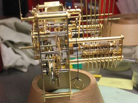 Atelier d'horlogerie Yannick Robert