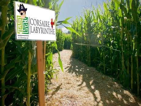 Corsaire Labyrinthe