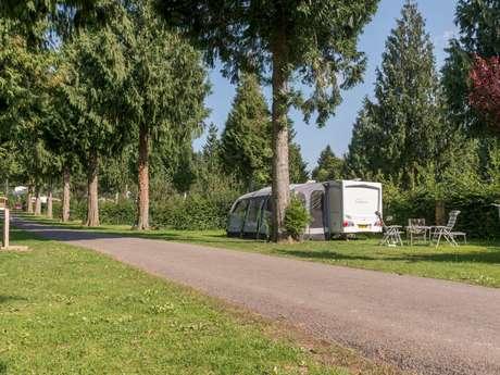 Camping du Domaine des Ormes
