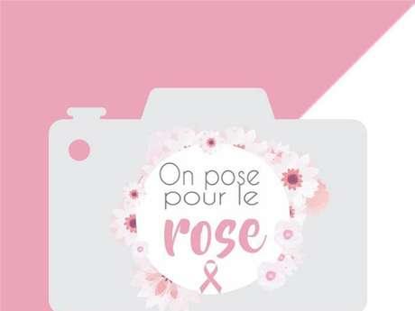 Evènement - On pose pour le rose