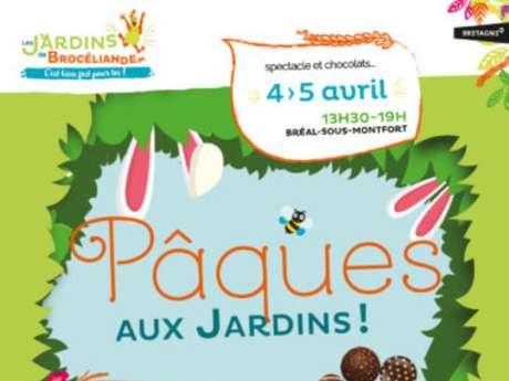 Pâques aux Jardins !