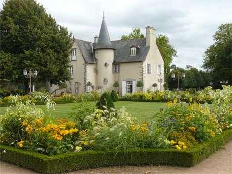 Jardin du Manoir de Bourgchevreuil
