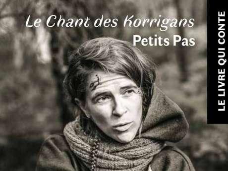 """Balade et dédicaces """"Le chant des Korrigans"""""""