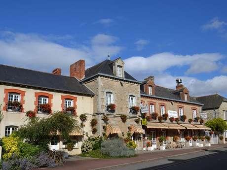Hôtel Restaurant La Table de Benoit - Le Relais de la Rance
